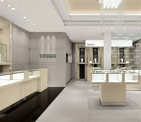 Jewelry Showcases Dinggui Furniture Factory Free Design
