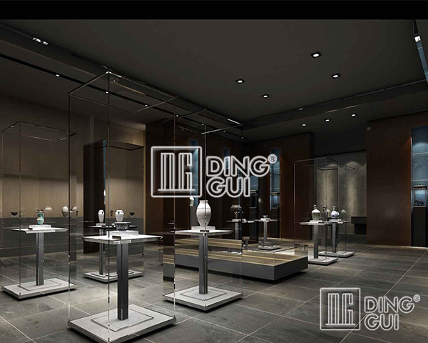 How to Design High End Quality Museum Display Case