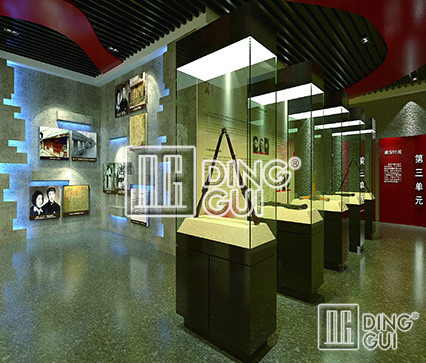 Dinggui Museum Showcase Warmly Congratulate The Thirteenth National People's Congress Victory!