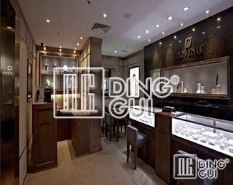 How To Choose The Right Lighting Arrangement Jewelry Store Showcase