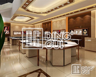 Dinggui Design Diamond Jewelry Showcase For You