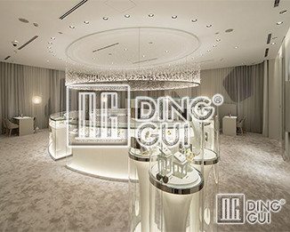 Dinggui Takes You Into The Jewelry Counter Design And Production Process