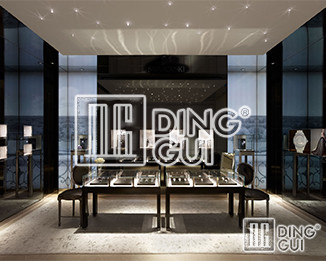 Dinggui Teaches You How To Correctly Display Jewelry Showcases