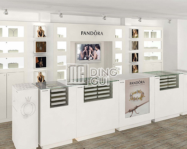 Jewelry display cabinetDG furniture free design manufacture