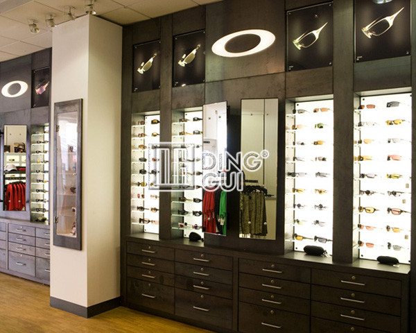 Eyewear Display Cabinets Dg Furniture Free Design