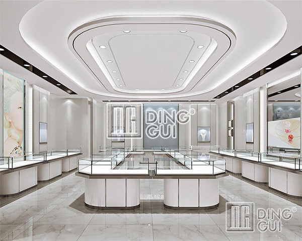 Interior Designer Furniture Delivery Liability Waiver ~ Je high end classic jewelry store interior display