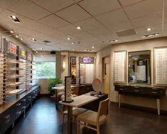 OP60 Luxury Optical Shop Designs