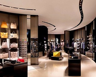 CL61 High End Clothing Store Design