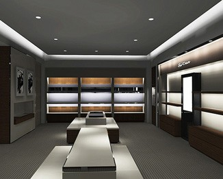 CL52 Custom Clothing Shop Design