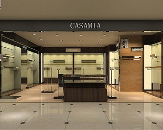 CL47 Luxury Clothing Store Design