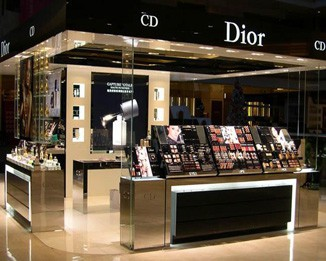 PE22 High End Perfume Store Display Counters