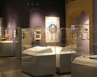 MD29 High End Museum Display Cases