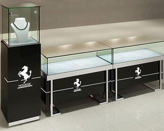 JE62 High End Jewelry Display Cabinets
