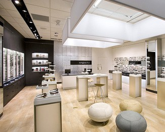 OP39 High End Optical Store Design