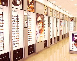 OP17 High End Eyewear Shop Design