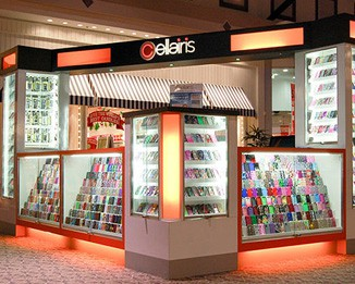 EL10 Phone Accessories Kiosk Design In Mall