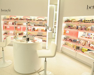 CM75 High End Cosmetic Counter Displays