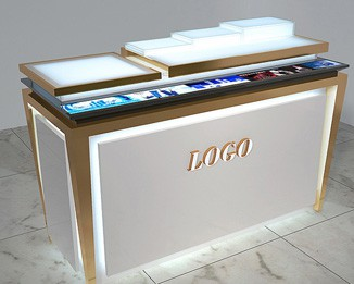 CM71 High End Cosmetic Shop Display Stands