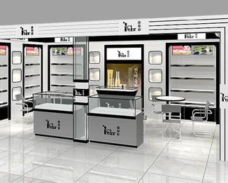 CM67 Innovative Design Mall Shop Display Design