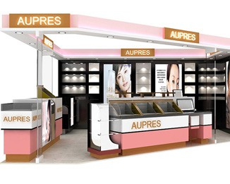 CM62 Custom Made Makeup Kiosk Furniture