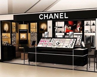 CM56 Cosmetic Shop Display Counters