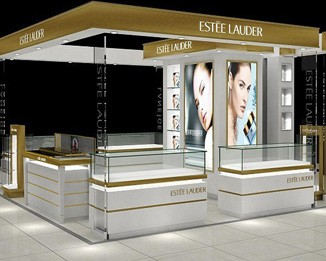 CM48 High End Luxury Cosmetic Kiosks