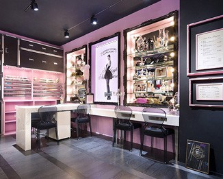 CM02 High End Cosmetic Shop Design