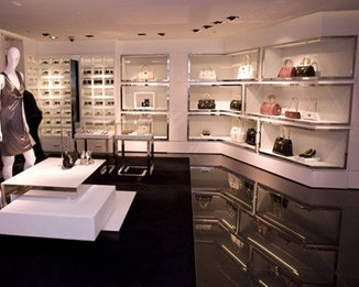 HB03 Modern Handbag Shop Design