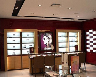 OP22 High End Cartier Optical Shop Furniture