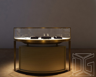 DC31 New High Quality Jewelry Display Cases