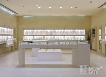 JE171 Brilliant Brand Design Wonderful Jewelry Showroom Counter Design