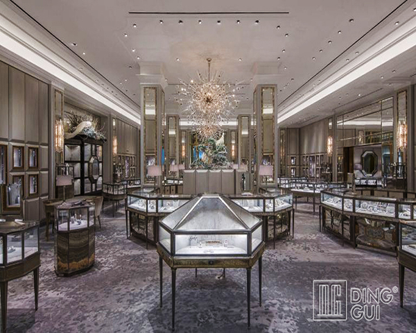 Hot Sale Exclusive Modern Optical Jewelry Shop Counter Design