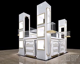 JM178 High End Luxury Professional Brand Jewellery Shop Furniture Design