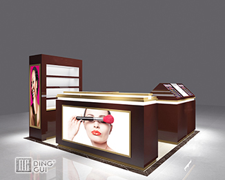 CM113 Customized Terrific Quality Professional Craft Convenience Cosmetic Store Shelf