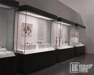 MB39 Creature Design High End Museum Glass Display Cabinets