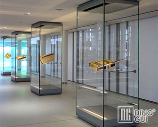 MB54 Profession Custom Design Museum Glass Display Showcase Furniture Collections