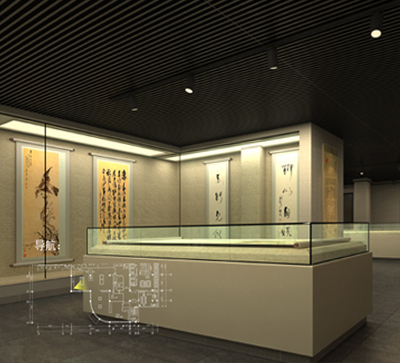 MB10 Profession Custom High End Luxury  Museum Interactive Displays Showcase