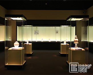 MB64 Profession Design High End Fashion Museum Exhibition Display Cases