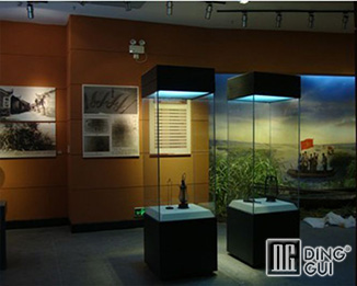 MB92 Crative Design Modern High End Display Cases For Museum