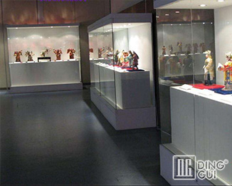 MB131 Wholesale Custom Design High End Quality Antique Museum Display Showcase Furniture Design