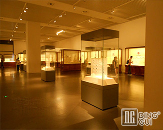 MB134 Wholesale Profession Custom Design Antique Museum Glass Display Showcase